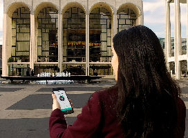 Tour Lincoln Center App